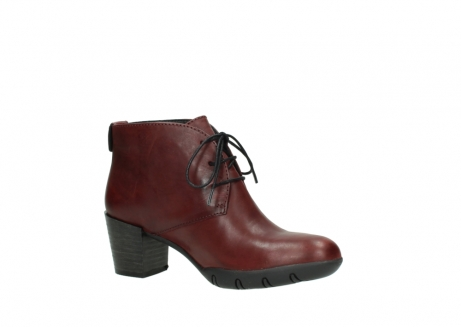 wolky bottines a lacets 03675 bighorn 30512 cuir bordeaux_15