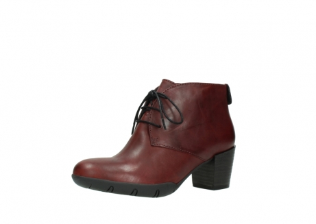 wolky lace up boots 03675 bighorn 30512 bordo leather_23