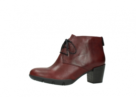wolky bottines a lacets 03675 bighorn 30512 cuir bordeaux_24