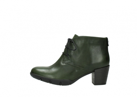 wolky lace up boots 03675 bighorn 30732 forestgreen leather_1