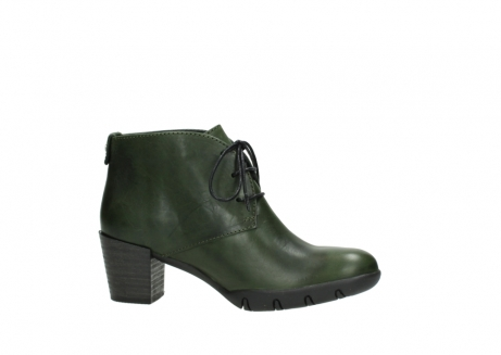 wolky lace up boots 03675 bighorn 30732 forestgreen leather_14