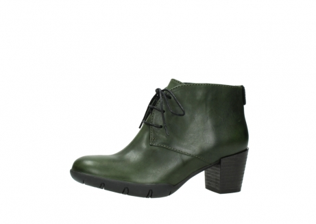 wolky lace up boots 03675 bighorn 30732 forestgreen leather_24