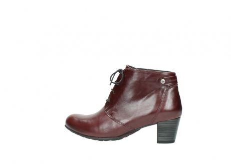 wolky ankle boots 03751 ball 20510 bordeaux leather_2