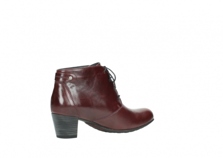wolky ankle boots 03751 ball 20510 bordeaux leather_11
