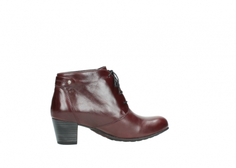 wolky ankle boots 03751 ball 20510 bordeaux leather_12