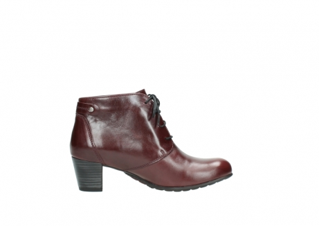wolky ankle boots 03751 ball 20510 bordeaux leather_13