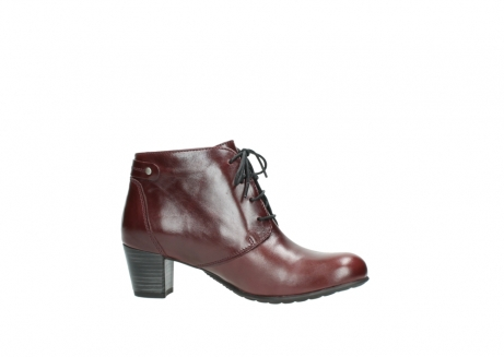 wolky ankle boots 03751 ball 20510 bordeaux leather_14
