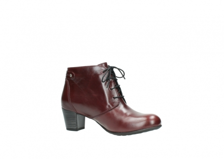 wolky ankle boots 03751 ball 20510 bordeaux leather_15
