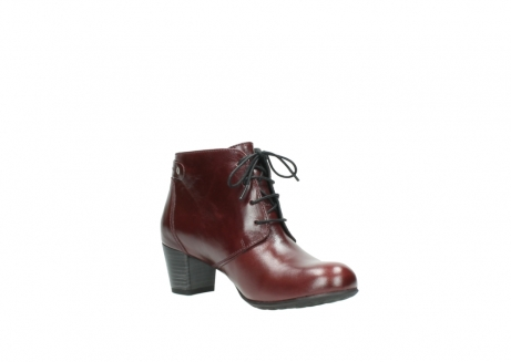 wolky ankle boots 03751 ball 20510 bordeaux leather_16