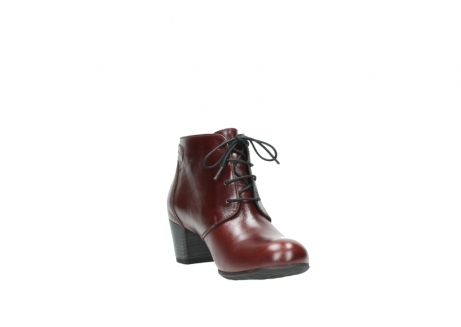 wolky ankle boots 03751 ball 20510 bordeaux leather_17