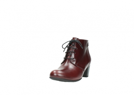 wolky ankle boots 03751 ball 20510 bordeaux leather_21