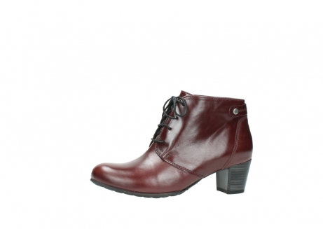 wolky ankle boots 03751 ball 20510 bordeaux leather_24