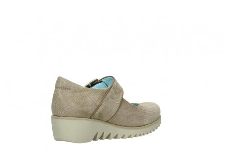 wolky riemchenschuhe 03811 silky 20150 taupe leder_10