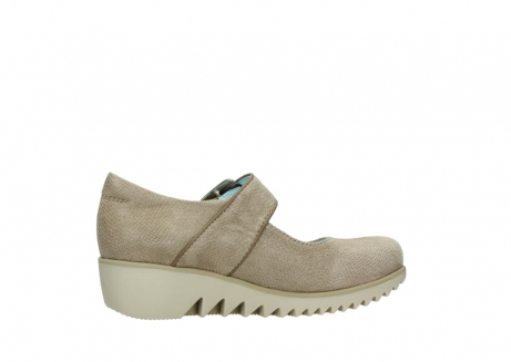 wolky riemchenschuhe 03811 silky 20150 taupe leder_12