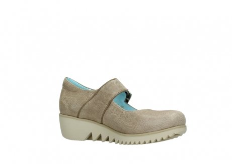 wolky riemchenschuhe 03811 silky 20150 taupe leder_15
