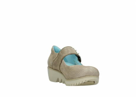 wolky riemchenschuhe 03811 silky 20150 taupe leder_17