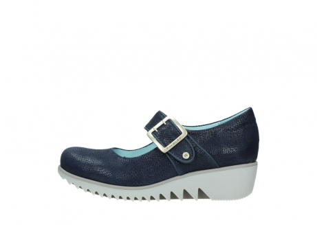 wolky chaussures a bride 03811 silky 20800 cuir bleu_1