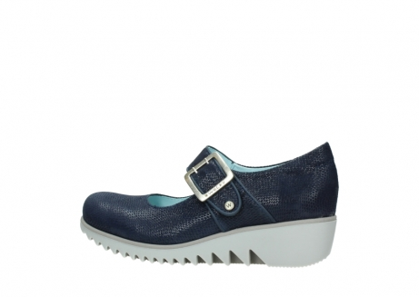 wolky chaussures a bride 03811 silky 20800 cuir bleu_2
