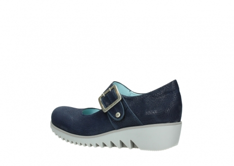 wolky chaussures a bride 03811 silky 20800 cuir bleu_3