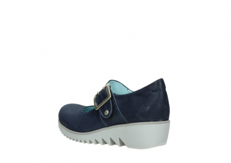 wolky chaussures a bride 03811 silky 20800 cuir bleu_4