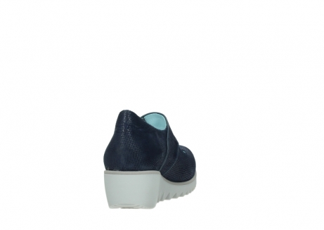 wolky chaussures a bride 03811 silky 20800 cuir bleu_8
