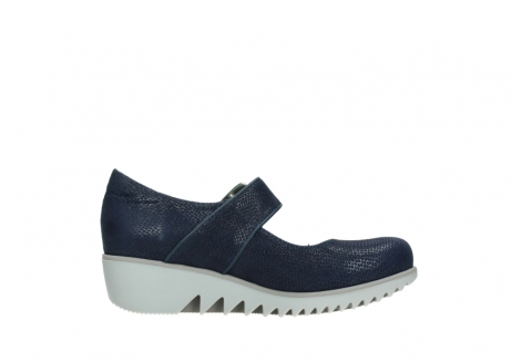 wolky chaussures a bride 03811 silky 20800 cuir bleu_13
