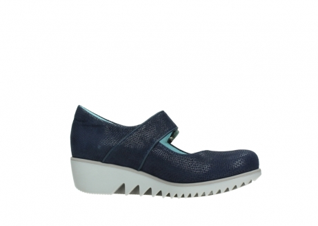 wolky chaussures a bride 03811 silky 20800 cuir bleu_14