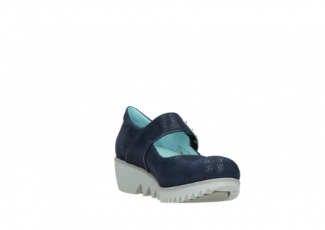 wolky chaussures a bride 03811 silky 20800 cuir bleu_17
