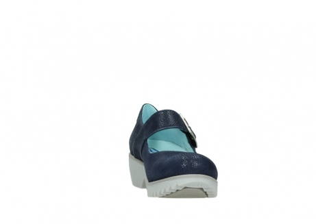 wolky mary janes 03811 silky 20800 blue leather_18