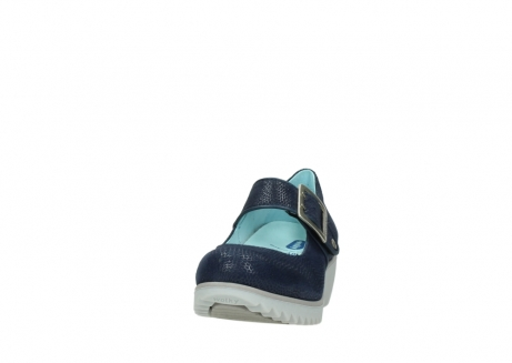 wolky chaussures a bride 03811 silky 20800 cuir bleu_20