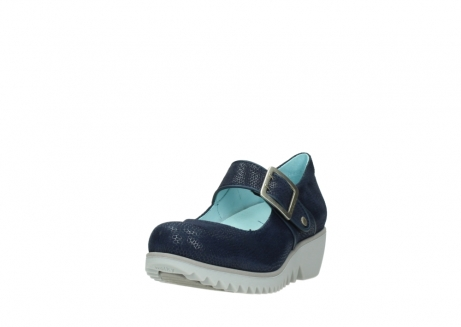 wolky chaussures a bride 03811 silky 20800 cuir bleu_21