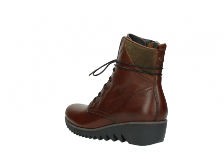 wolky boots 03812 rusty 20430 cognac leder_4