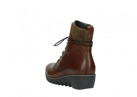 wolky boots 03812 rusty 20430 cognac leder_5