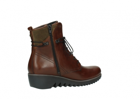 wolky boots 03812 rusty 20430 cognac leder_11