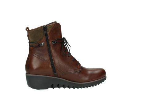 wolky boots 03812 rusty 20430 cognac leder_12