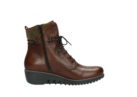 wolky boots 03812 rusty 20430 cognac leder_13
