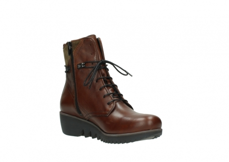 wolky boots 03812 rusty 20430 cognac leder_16