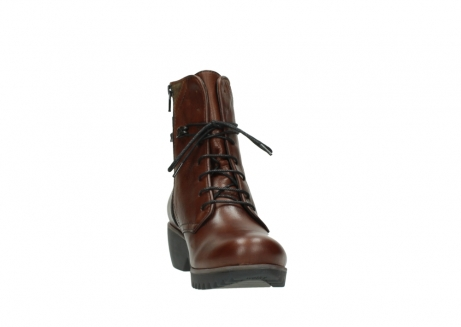 wolky boots 03812 rusty 20430 cognac leder_18
