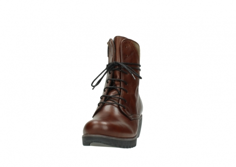 wolky boots 03812 rusty 20430 cognac leder_20