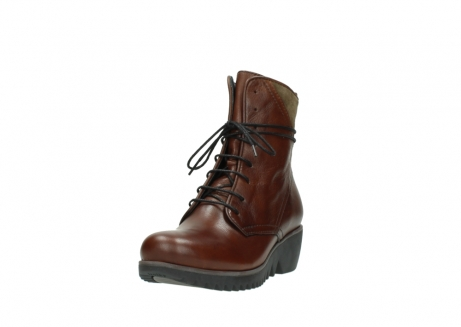 wolky boots 03812 rusty 20430 cognac leder_21