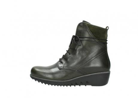 wolky boots 03812 rusty 20730 forest grun leder_1