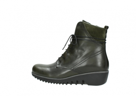 wolky boots 03812 rusty 20730 forest grun leder_2