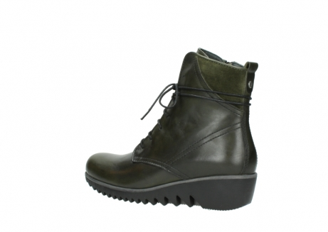 wolky boots 03812 rusty 20730 forest grun leder_3