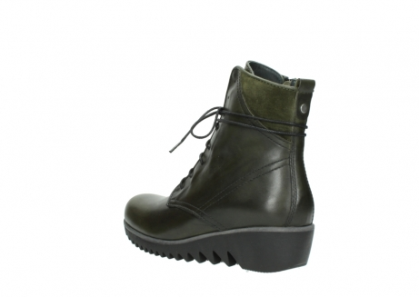 wolky boots 03812 rusty 20730 forest grun leder_4