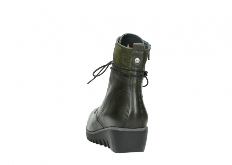 wolky boots 03812 rusty 20730 forest grun leder_6
