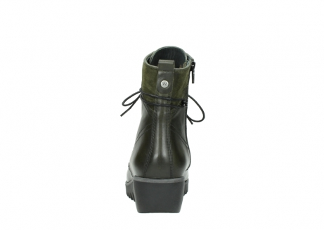 wolky boots 03812 rusty 20730 forest grun leder_7