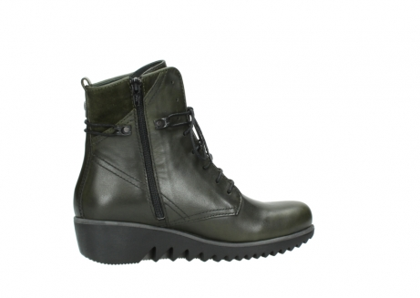 wolky boots 03812 rusty 20730 forest grun leder_12