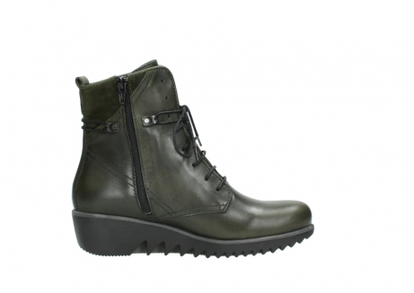 wolky boots 03812 rusty 20730 forest grun leder_13