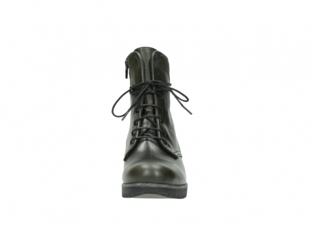 wolky boots 03812 rusty 20730 forest grun leder_19