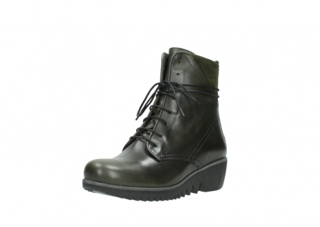 wolky boots 03812 rusty 20730 forest grun leder_22
